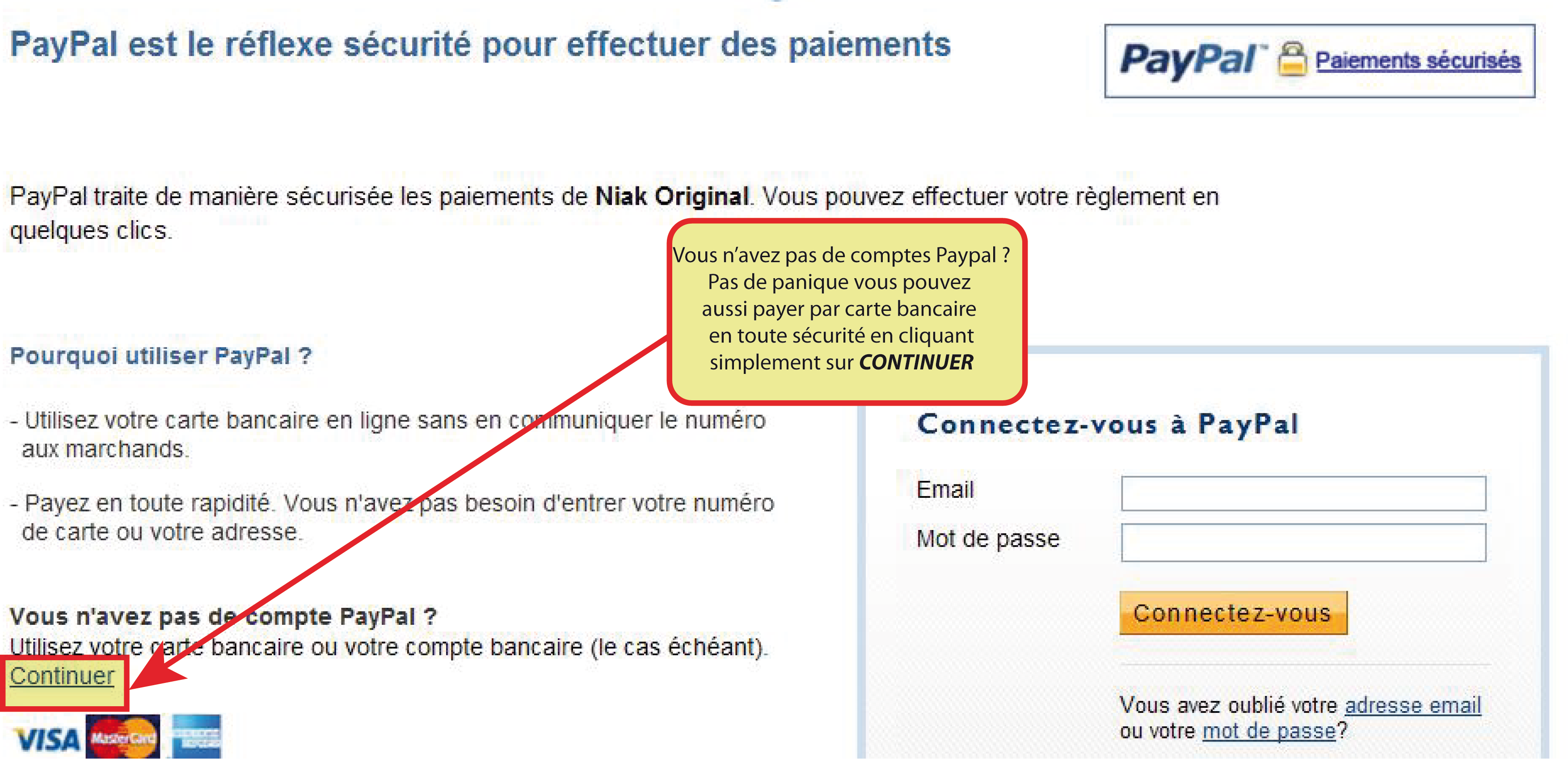 explication paiement paypal