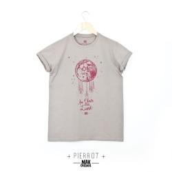 T-shirt homme PIERROT...