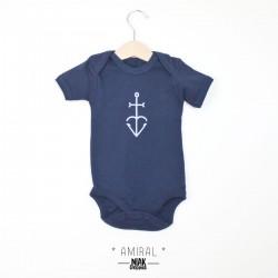 Body bébé mixte AMIRAL...
