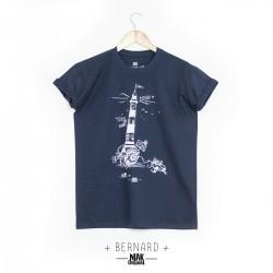 T-shirt sérigraphié pour...