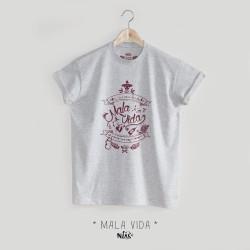 T-shirt homme MALA VIDA,...
