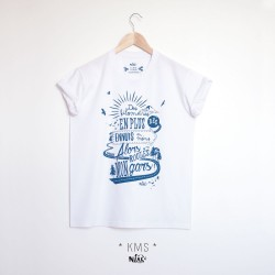 Tee shirt homme KMS , des...