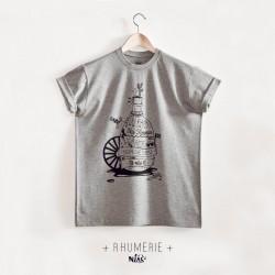 Tee shirt homme RHUMERIE...